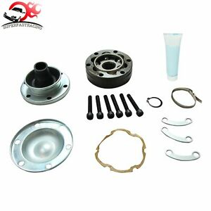 Front Prop Drive Shaft Cv Joint Replacement Kit For 2001 2007 Dodge Dakota 4wd