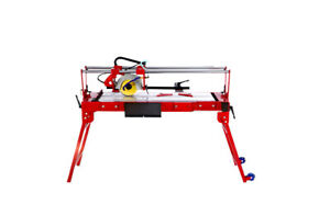 110v 2300w 50hz Steel Table Type Electric Ceramic Tile Cutting Machine