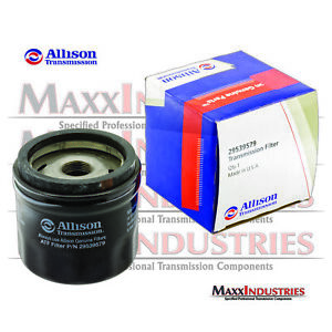 2000 Up Allison Transmission Lct1000 Oem Oil Filter Chevy Gmc Duramax Diesel Fits Gmc