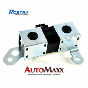 Aode 4r70w Ford Transmission Shift Solenoid Assembly 1998 08