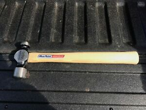 Bluepoint 24oz Ball Pein Hickory Hammer Bp24b Sold On Snap On Van