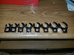 New Mac Tools 8pc Crows Foot Wrench Set mac Sells This For 214 98
