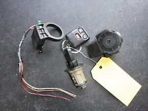2003 Ford Escape Ignition Switch Transponder With Key Fob D42