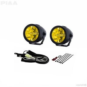 Piaa 22 02772 Lp270 Led Driving Light Kit