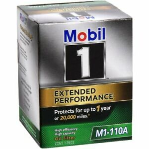 6 X Mobil 1 m1 110a Extended Performance Oil Filter pack Of 6
