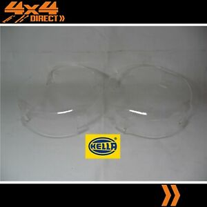 Hella Comet Ff 500 Clear Driving Spot Light Covers