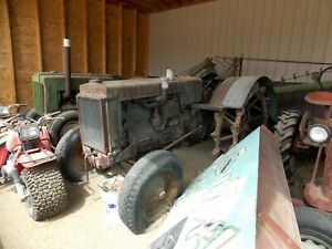 Antique L Model Case Tractor