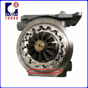 Dodge Ram 6 7l Turbo Cartridge He351ve 1 For Holset Normal Wheel With Groove