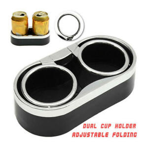 Dual Adjustable Folding Drink Cup Holder For Boat Marine Car Rv Truck S Jva Rty