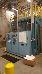 Wastewater Three Door Electrical Control Cabinet 7 2 High X 9 10 Wide