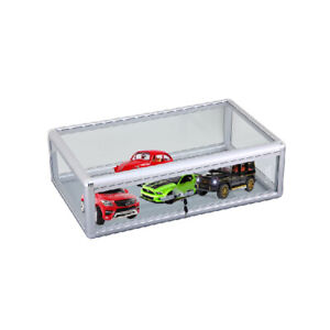 18 Aluminum Frame Glass Counter Top Display Case With Front Lock F 1303