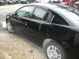 2004 Saturn Ion Coupe Left Driver Black Rocker Panel Molding See Notes 619438