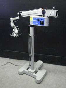 Zeiss Opmi 1 Fc On S21 Surgical Microscope Dental Ent