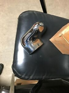 1955 Olds Rear Bumper Guard Chrome Nos 566156 Right