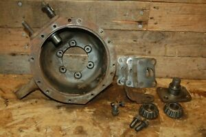 Passenger Closed Knuckles Hd Dana 44 Ford 1975 F250 Large Ball Axle