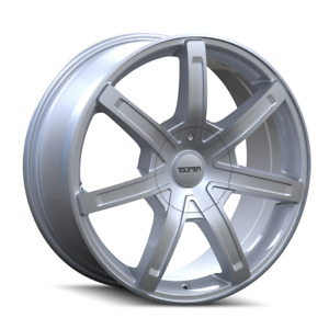Four 4 17x7 5 Touren Tr65 Et 30 Silver 6x120 6x132 Wheels Rims