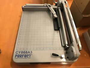 Perfect Heavy Duty Ream Guillotine Stack Paper Cutter