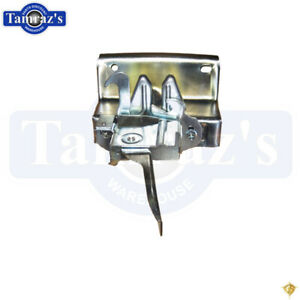 71 72 Mustang Hood Latch Catch Lever Release Assembly