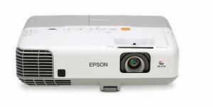 New In Box Epson Power Lite 1835 Multimedia Projector Model H389a