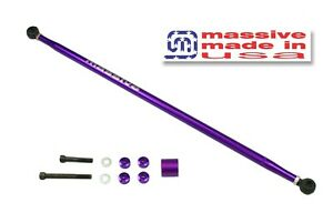 Mss Panhard Adjustable Bar Rod 05 14 Mustang Gt 500 W Dust Boot Corrected S197