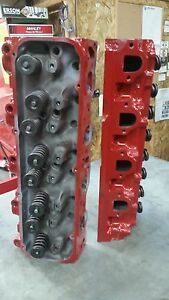 429 460 Ford Iron Super Street Eliminator Products Heads New Bbf For Hyd Roller