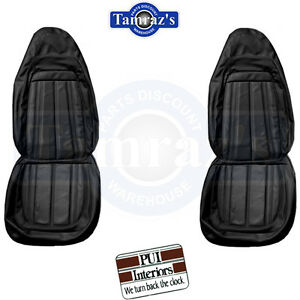 1970 Barracuda Gran Coupe Front Rear Seat Upholstery Covers Pui New
