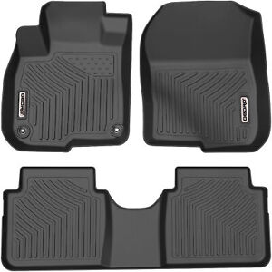Oedro Floor Mats Fit For 2017 2020 Honda Crv Cr V Unique Tpe Full Set Liners