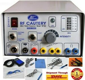 Basco Electro Cautery 2 Mhz High Frequency Electro Generator Medical Field Unit