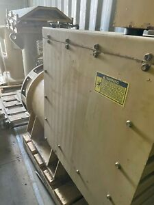 Caterpillar Cat Sr4 520 Kw Generator End 240 480 V Hospital Take Outs