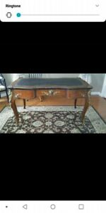 Antique Desk 18th Century King Louis French Desk With Ormolu Antique