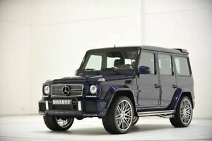 Brabus 23x11 Monoblock F Forged Wheels And Tires G Wagon G550 G55 G63 G65