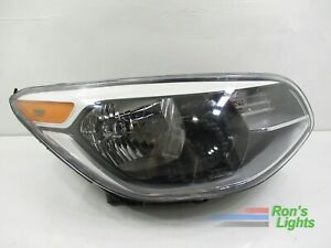 Aftermarket 2014 2015 Kia Soul Halogen Headlight Rh Passenger Depo Pre Owned