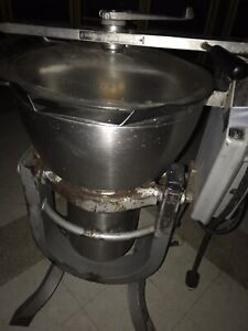 Hobart Hcm450 61 Mixer With Vertical Cutter