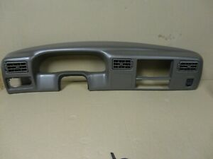 98 04 Ford Superduty Speedometer Dash Instrument Gauge Cluster Trim Bezel Cover