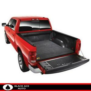 Bedrug Drop in Liner Truck Bed Mat For Nissan Frontier 2005 2019 6 Bed