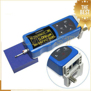 Surface Roughness Tester Gauge Vts 360 100 Data Save Surftest Profilometer