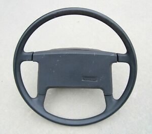 Steering Wheel Black 16 Dia Used 1978 Volvo 245dl 75 79