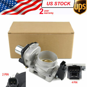 65mm Throttle Body Crown Vic Econoline Van F150 Pickup Mustang Lincoln New