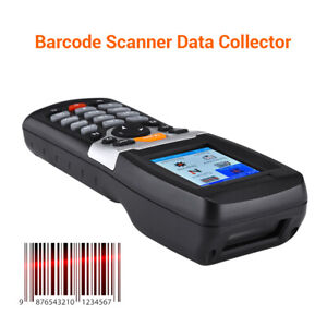 Wireless Barcode Scanner Collector Data Terminal Inventory Device Usb 1d Pdt