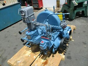 Worthington Model Ce125 Steam Turbine 780 Horsepower Hr 3560 Rpm