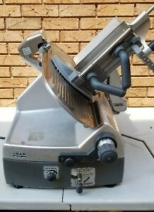 Hobart 2912 Automatic 6 speed 12 Meat Cheese Deli Slicer Manual Turkey