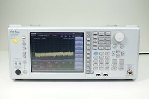 Anritsu Wiltron Ms2830a Signal Analyzer 9 Khz To 13 5ghz Opt 043