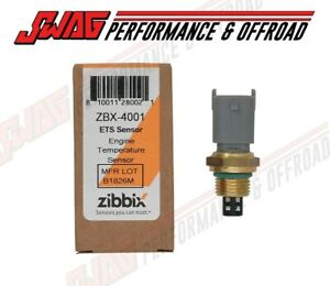 Zibbix Intake Air Temperature Sensor For 03 10 6 0l Powerstroke F