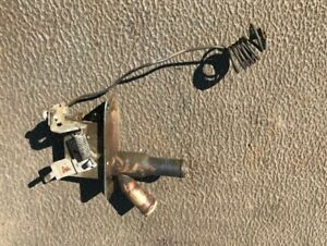 Ford Original Heater Control Valve Used Vintage Removed From 1953 Sedan