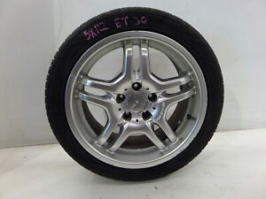 Mercedes Clk55 Rear Single 17 Amg Wheel W209 03 05 Oem