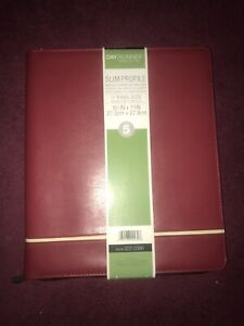 At a glance Deco Slim Profile Starter Set Planner Appointment Book 8 5 x11
