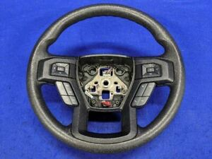 2015 2016 2017 2018 Ford F150 Pickup Truck Oem Steering Wheel Fl3b3600cg3zhe