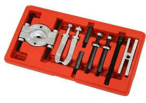 Mini Bearing Separator Tool Kit Remove Small Gears Wheels Fittings From Shafts