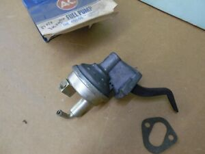 Nos Pontiac 1967 Firebird Ac Fuel Pump 326 Engines Ac 40506 15