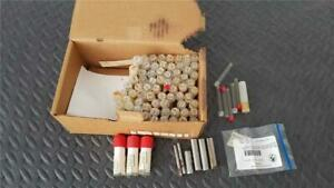 Large Lot Of Meyer Gage Pins In Tubes Many Sizes